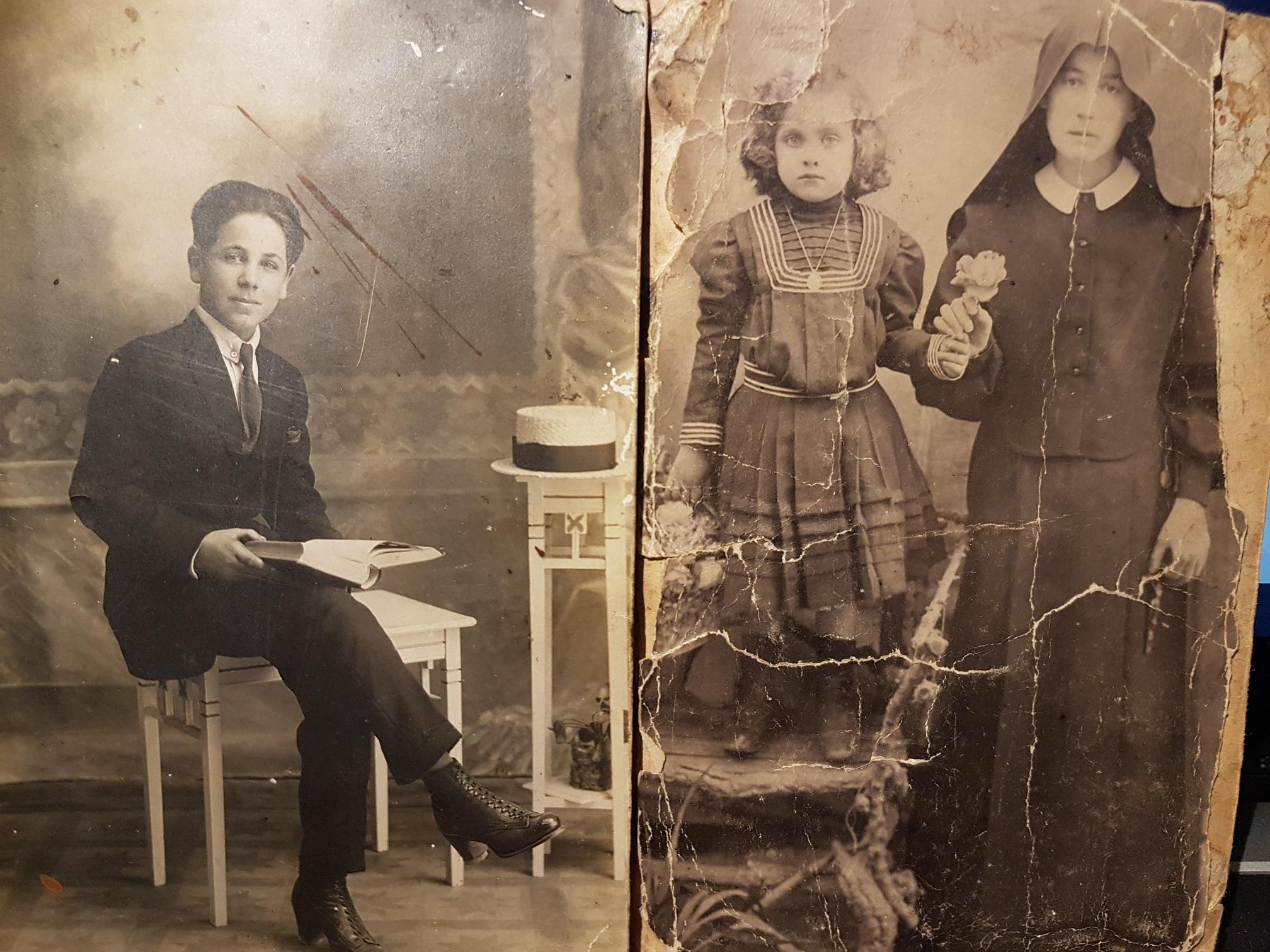 I miei nonni erano mitici,  mi hanno  insegnato a leggere,  ballare, bere il  vino, giocare a carte.