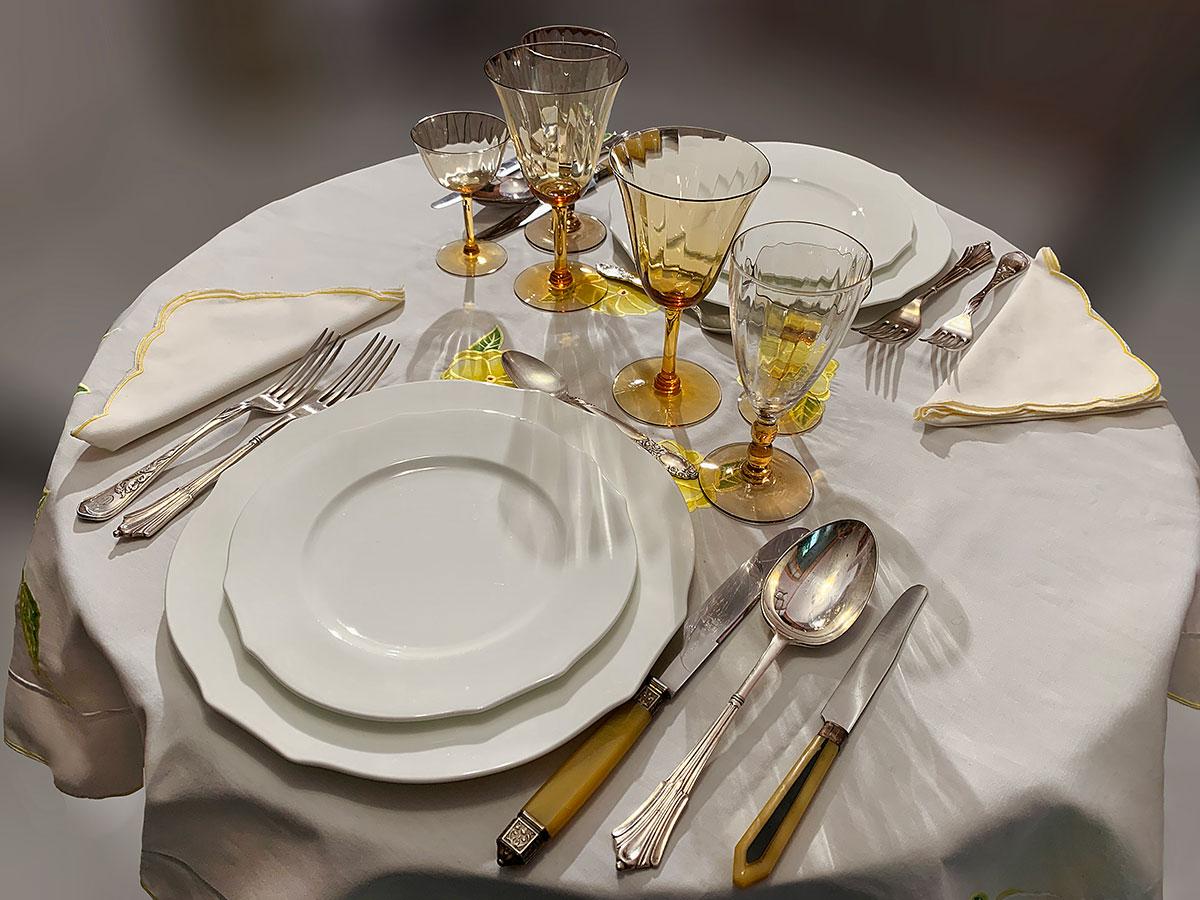 Invitare, cucinare, accogliere gli ospiti a tavola è un atto di amore
