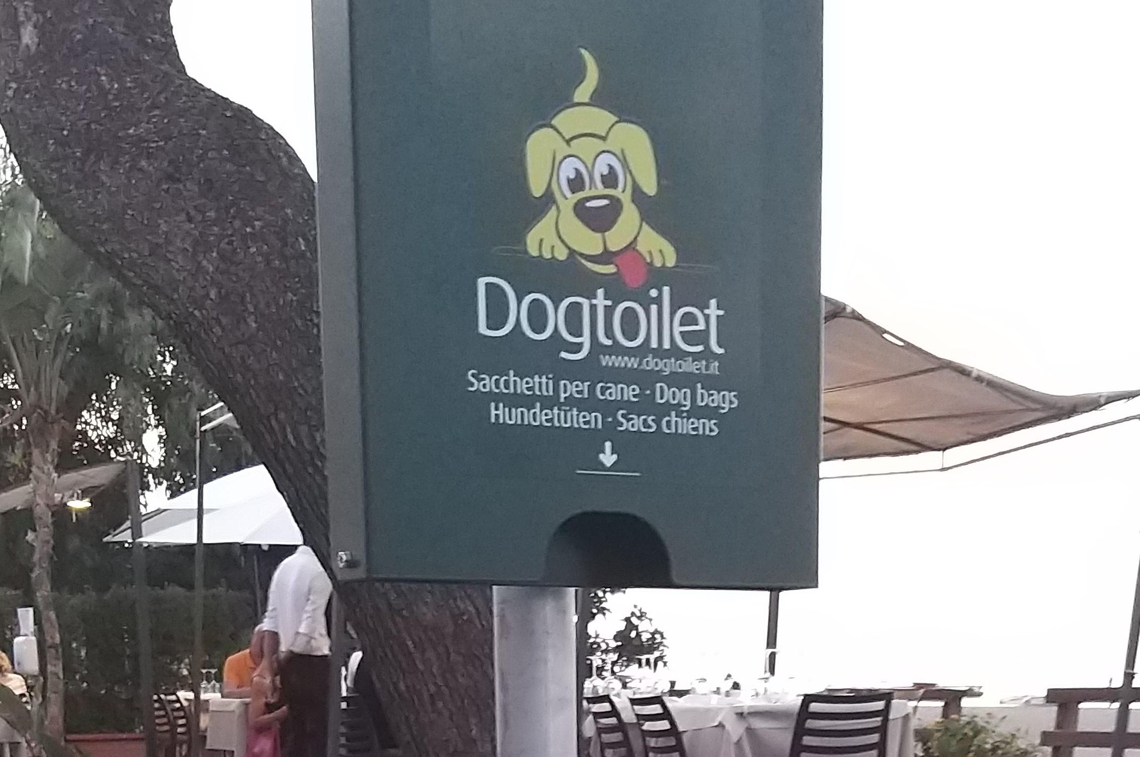 Dogtoilet  galateo per proprietari di cani